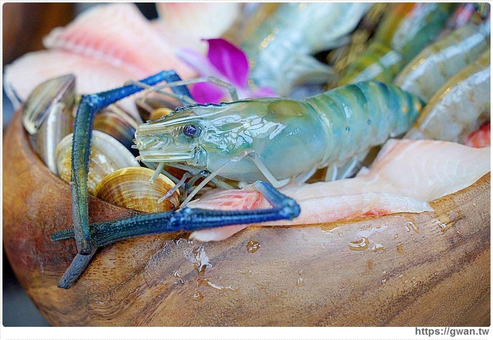 20190427114733 48 - 熱血採訪 | 泰丘鍋物,泰國蝦出現在火鍋店!還有泰奶冰沙和泰國香米吃到飽~