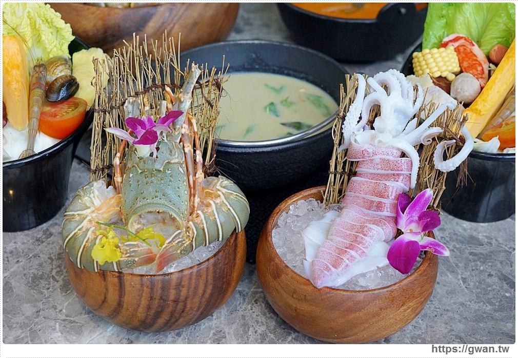 20190427114735 87 - 熱血採訪 | 泰丘鍋物,泰國蝦出現在火鍋店!還有泰奶冰沙和泰國香米吃到飽~