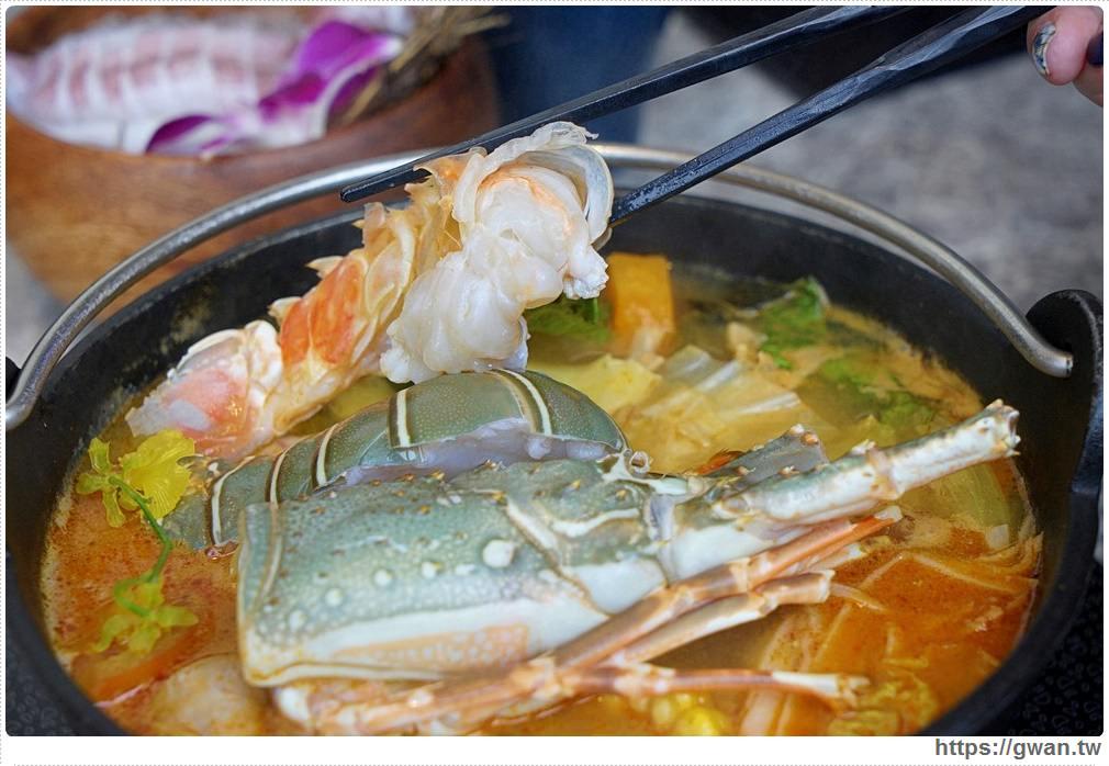 20190427114736 55 - 熱血採訪 | 泰丘鍋物,泰國蝦出現在火鍋店!還有泰奶冰沙和泰國香米吃到飽~