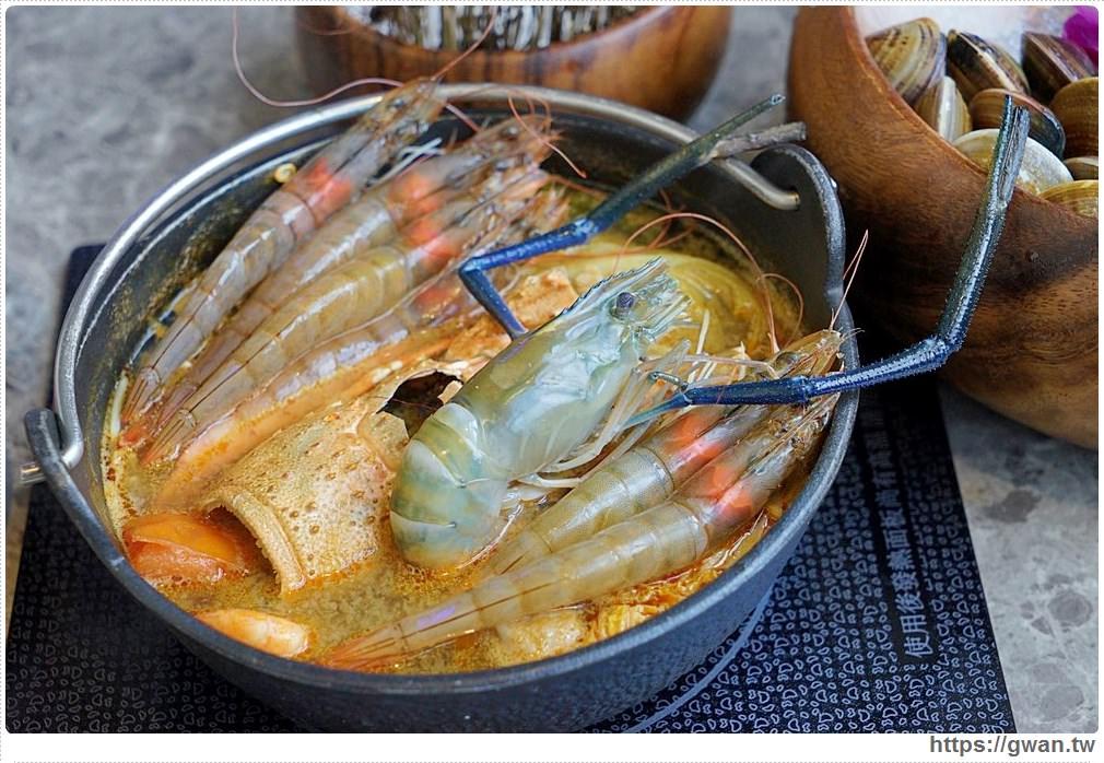 20190427114739 31 - 熱血採訪 | 泰丘鍋物,泰國蝦出現在火鍋店!還有泰奶冰沙和泰國香米吃到飽~