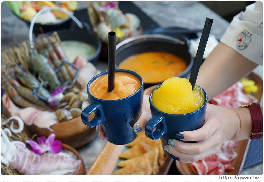 20190427114741 45 - 熱血採訪 | 泰丘鍋物,泰國蝦出現在火鍋店!還有泰奶冰沙和泰國香米吃到飽~