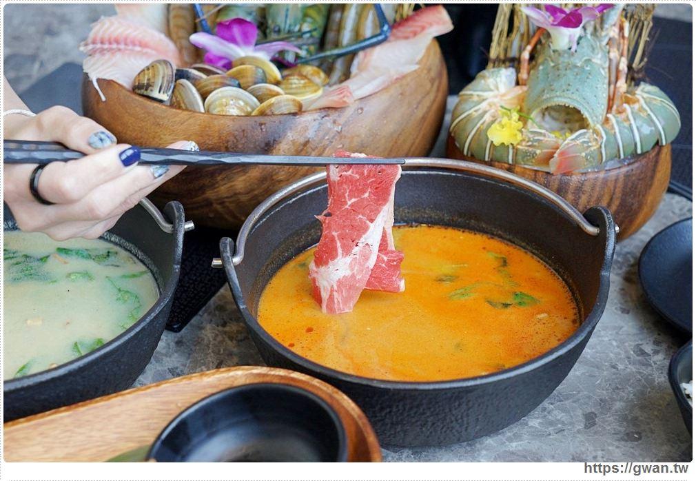 20190427114743 39 - 熱血採訪 | 泰丘鍋物,泰國蝦出現在火鍋店!還有泰奶冰沙和泰國香米吃到飽~