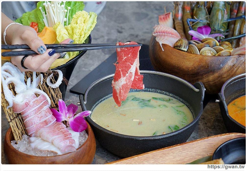 20190427114757 10 - 熱血採訪 | 泰丘鍋物,泰國蝦出現在火鍋店!還有泰奶冰沙和泰國香米吃到飽~