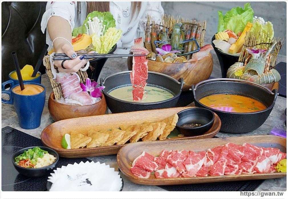 20190427114759 22 - 熱血採訪 | 泰丘鍋物,泰國蝦出現在火鍋店!還有泰奶冰沙和泰國香米吃到飽~