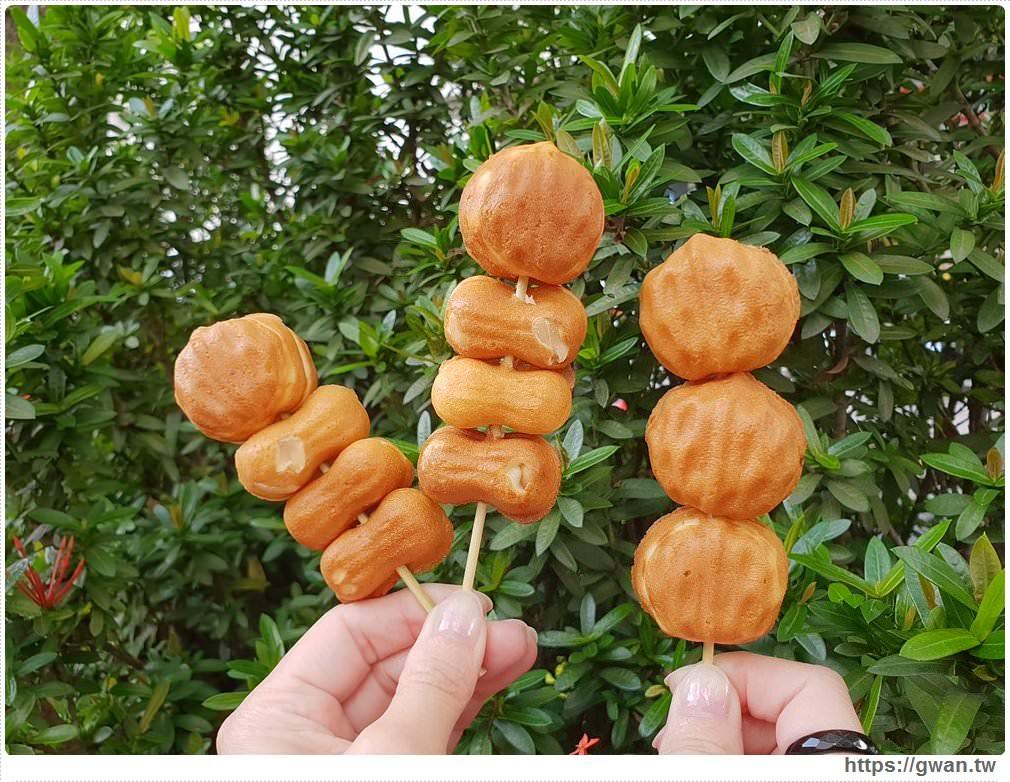 20190505143527 2 - 新糖庄韓國雞蛋糕 | 一中也有超可愛的韓國花生燒、核桃燒!!