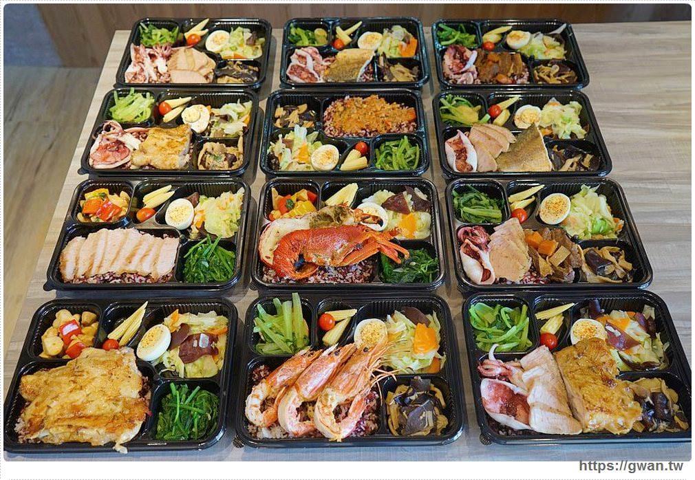 台中新開肉肉堂便當,無油煙廚房放涼也好吃,還有隱藏版龍蝦便當!!