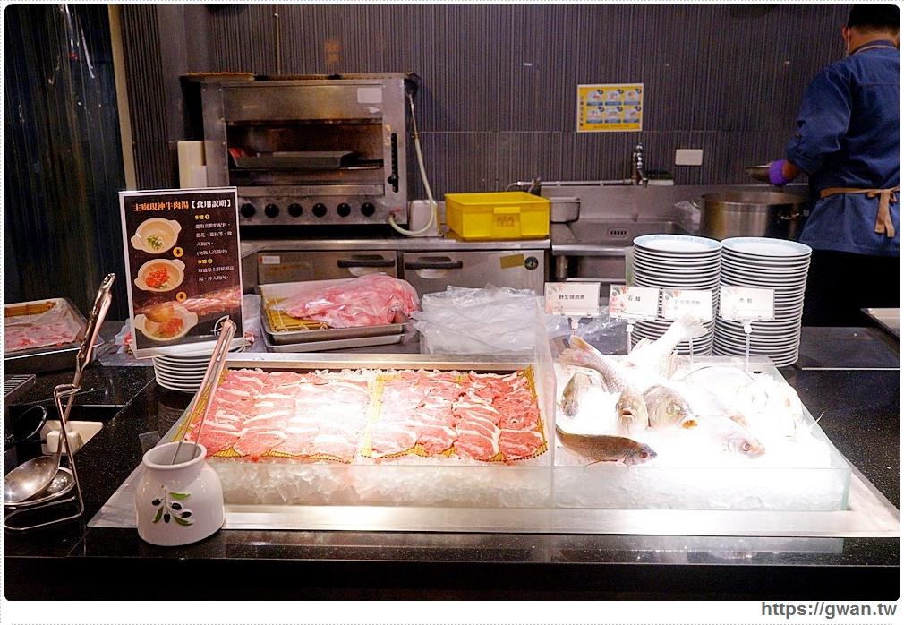 新天地樂食自助百匯 台中吃到飽