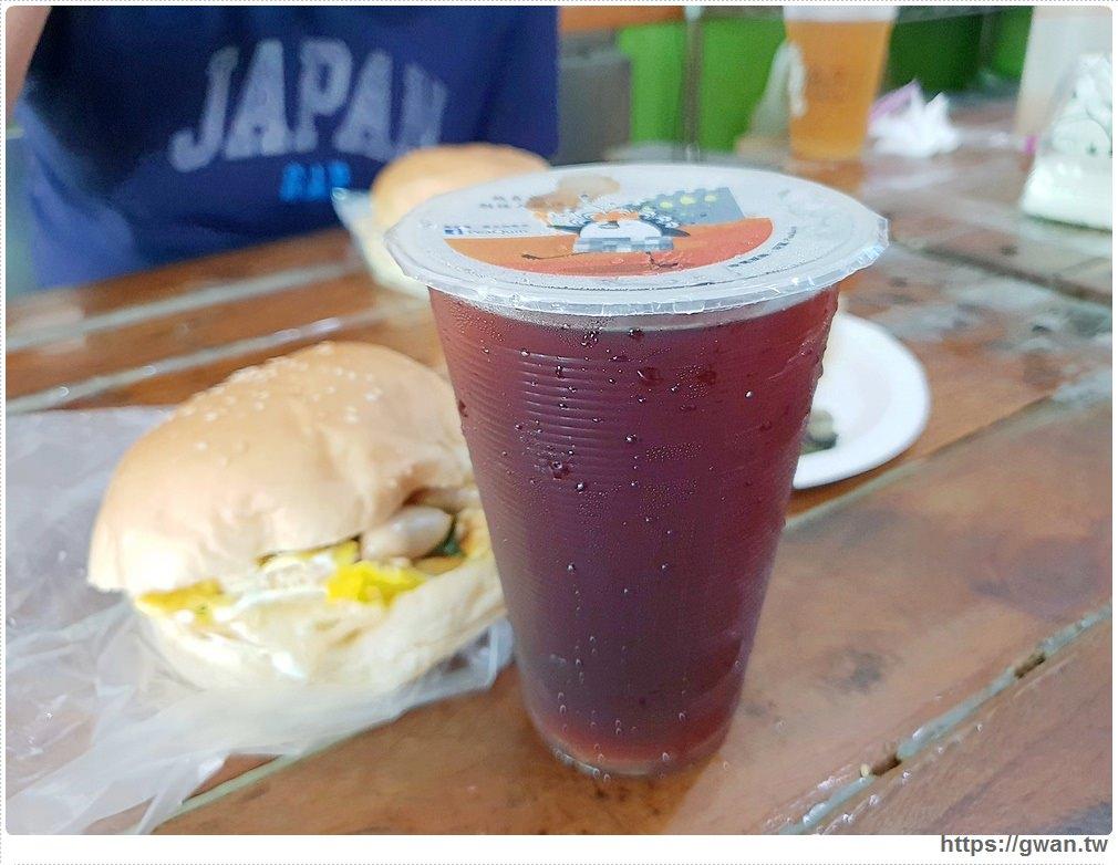 台南雞佛漢堡 蟹堡王早餐店