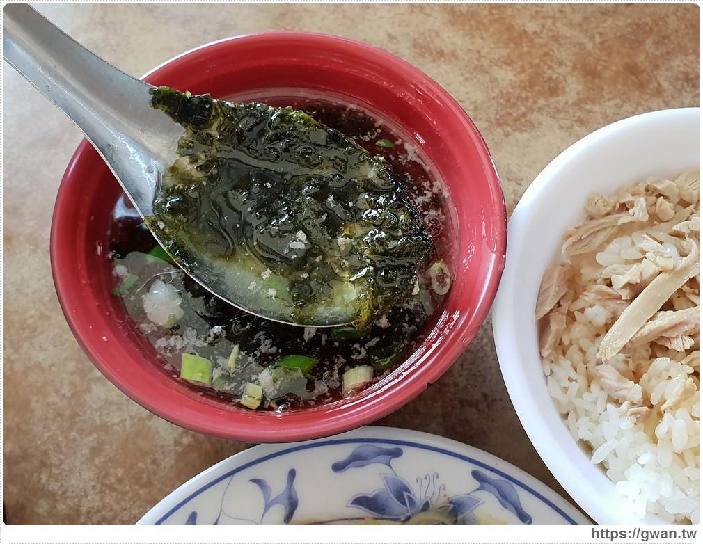 東門嘉義火雞肉飯 台南早餐推薦