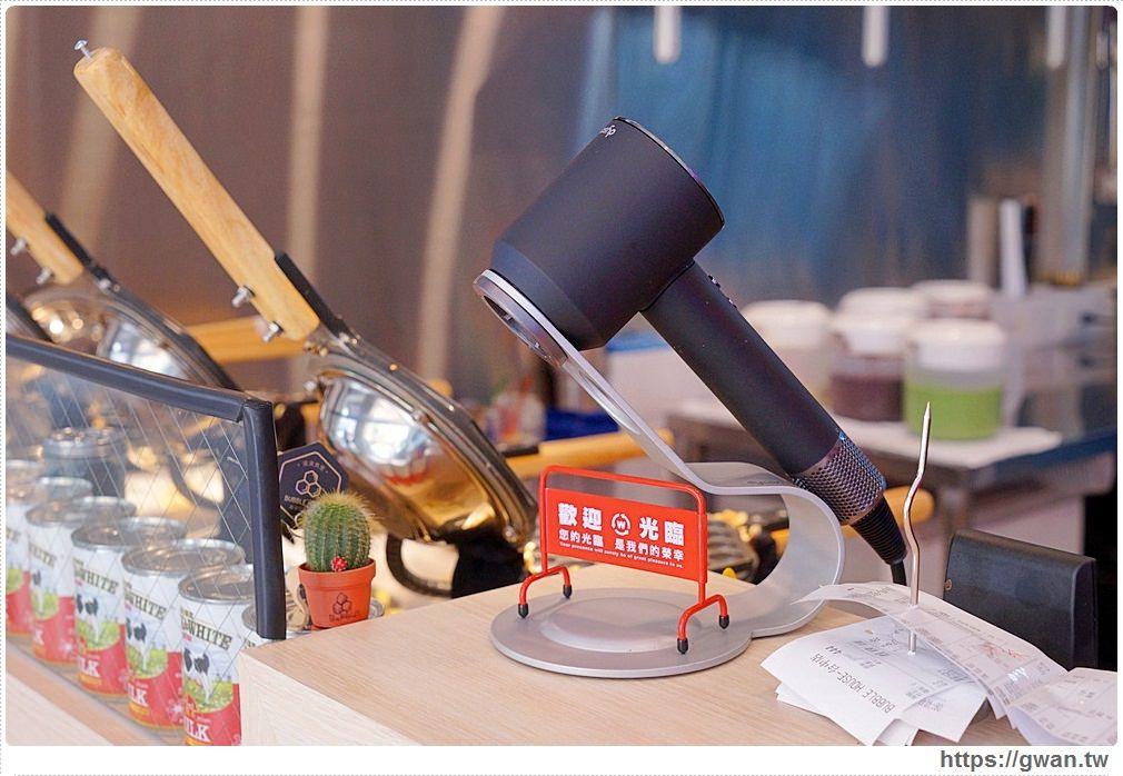 20190706145112 47 - 熱血採訪 | 波波食堂~台中第一間吹Dyson的雞蛋仔,還有全台首創宜蘭鴨賞和肉鬆鹹口味!!