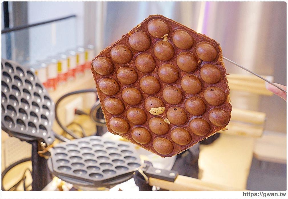 20190706145153 67 - 熱血採訪 | 波波食堂~台中第一間吹Dyson的雞蛋仔,還有全台首創宜蘭鴨賞和肉鬆鹹口味!!