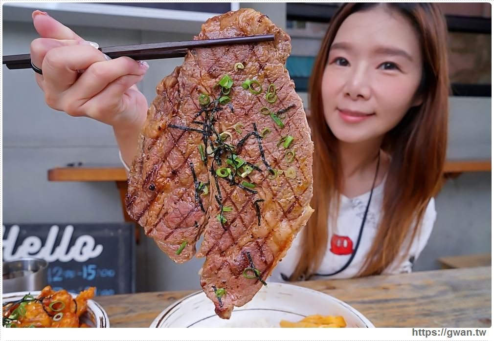 20190802164616 59 - 熱血採訪 | 沐丼13盎司比臉大牛排新上市!壽星免費加肉肉,最便宜燒肉丼只要90元