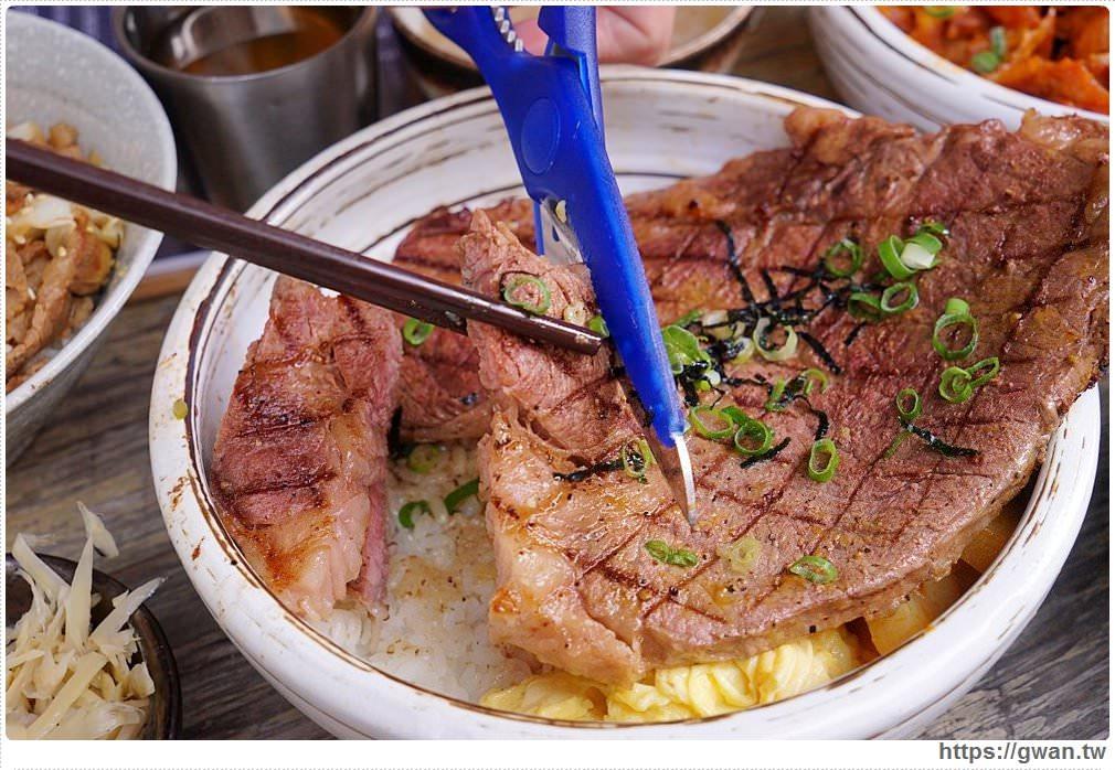 20190802164618 41 - 熱血採訪 | 沐丼13盎司比臉大牛排新上市!壽星免費加肉肉,最便宜燒肉丼只要90元