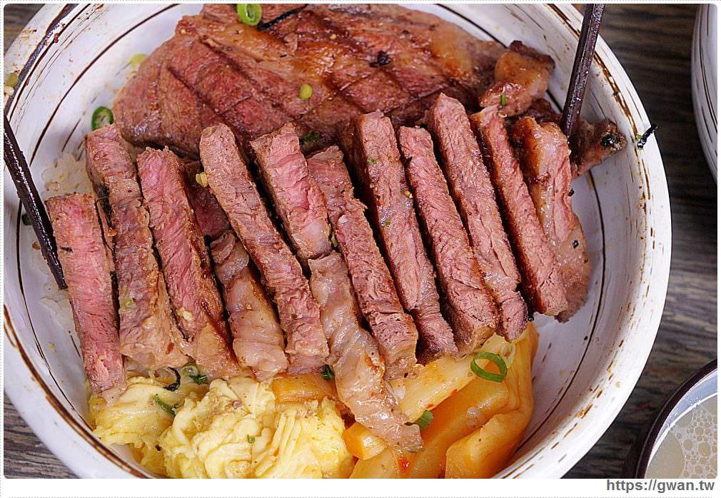 20190802164628 17 - 熱血採訪 | 沐丼13盎司比臉大牛排新上市!壽星免費加肉肉,最便宜燒肉丼只要90元