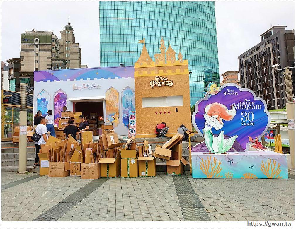 20190808170558 31 - 小美人魚30周年,迪士尼夢幻公主限定店快閃台中!8/9起免費入場還有超限量商品~