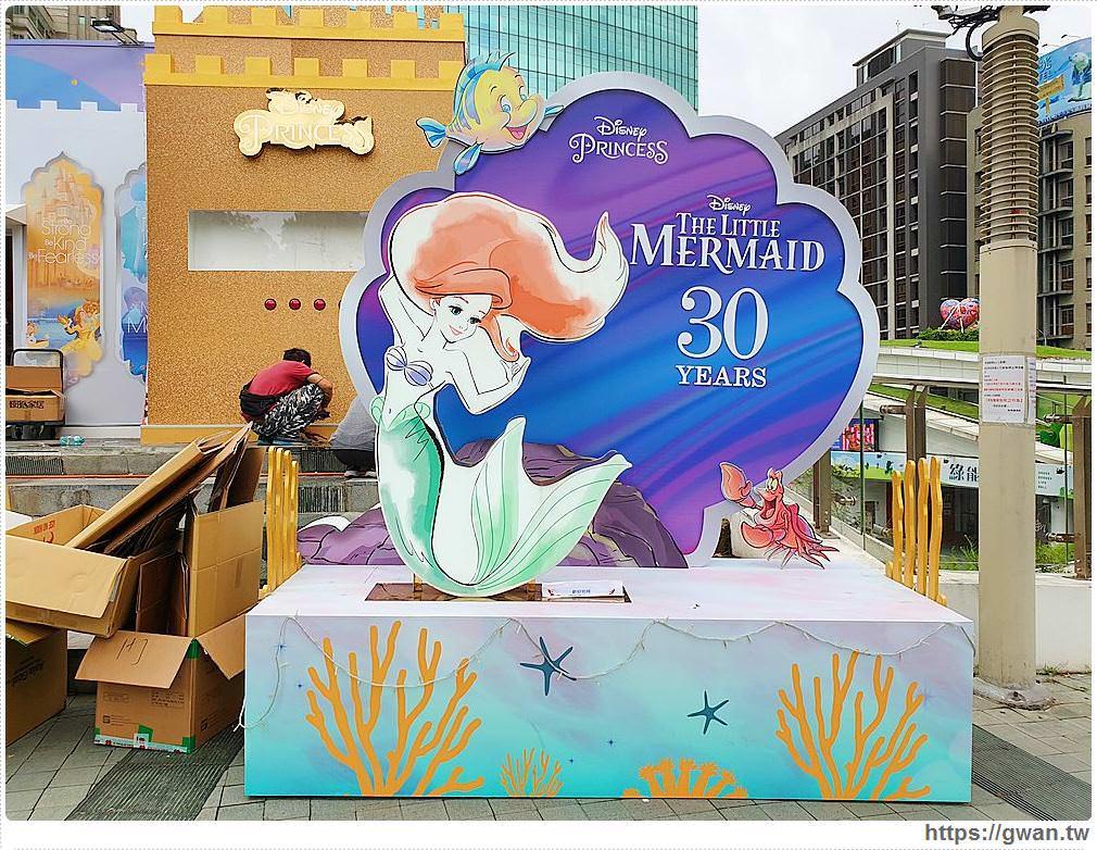 20190808170559 84 - 小美人魚30周年,迪士尼夢幻公主限定店快閃台中!8/9起免費入場還有超限量商品~
