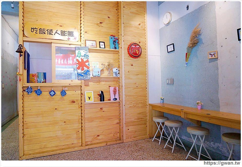 20190817010117 32 - 熱血採訪 | 安羽軒食堂~超逗趣紅布條,老闆警告 :『肚子要被搞大了!』