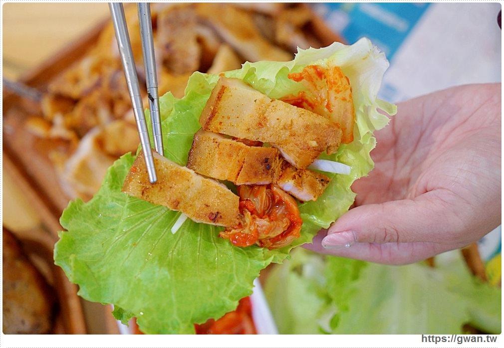 20190817010201 93 - 熱血採訪 | 安羽軒食堂~超逗趣紅布條,老闆警告 :『肚子要被搞大了!』