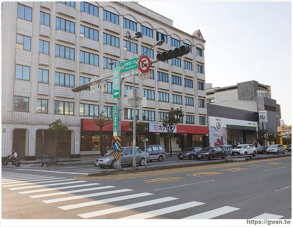 壽司郎台南安平店外觀已就緒,一次開兩間,預計9月底開幕!