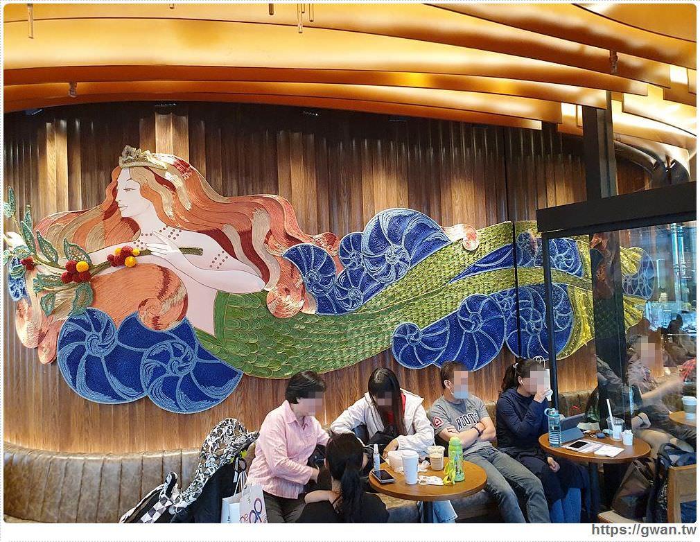 半夜也能喝咖啡,全台唯一24小時星巴克就在台北時代門市!期間限定只有四天~