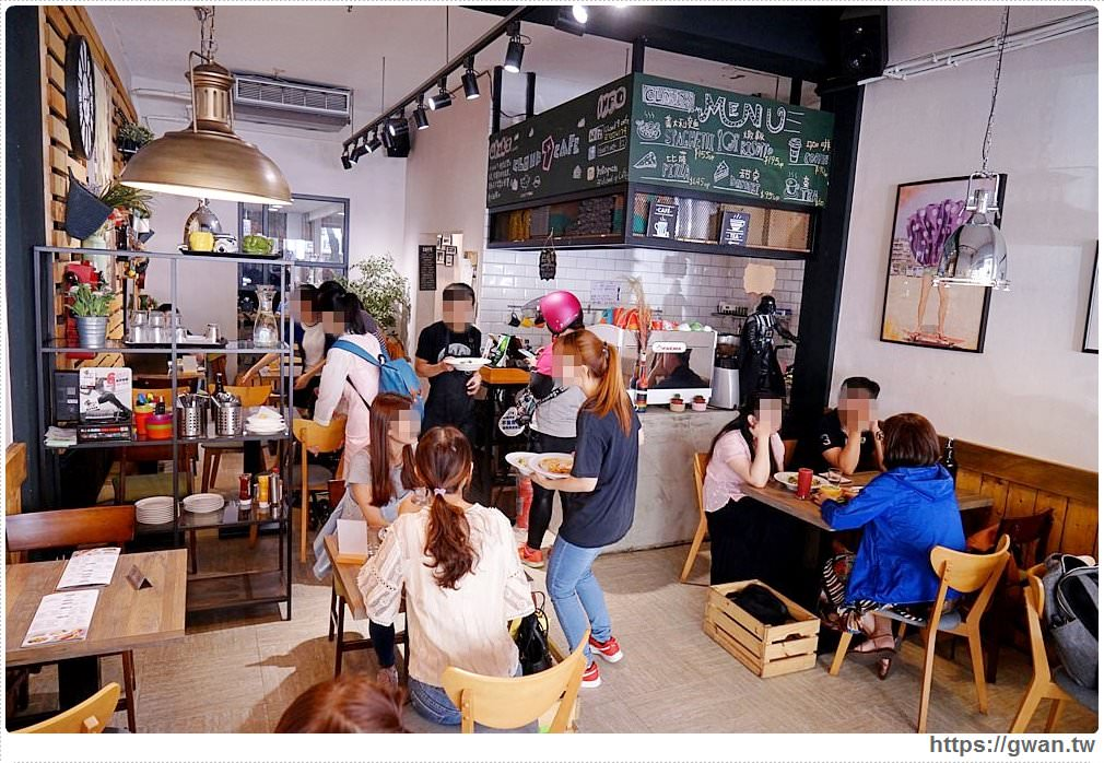 台北不限時咖啡廳Cloud 9 Cafe | 北醫周邊美食,低消只要100元近捷運站,還有免費插座和WiFi