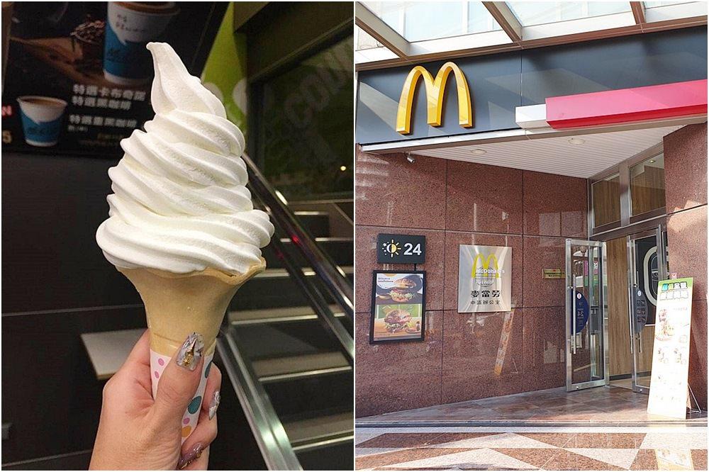 蛋捲冰淇淋變大了!麥當勞隱藏版大蛋捲冰淇淋你們吃過嗎?