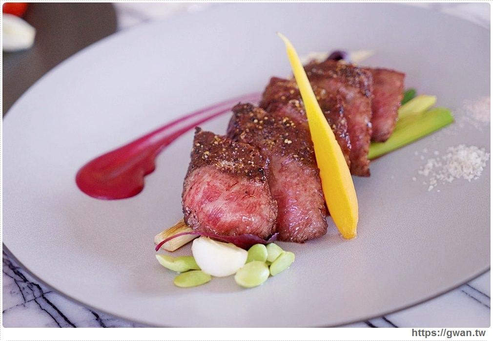 台中第一間THE WANG法式頂級牛排菜單、酒單,細膩的管家服務與專業侍酒師!