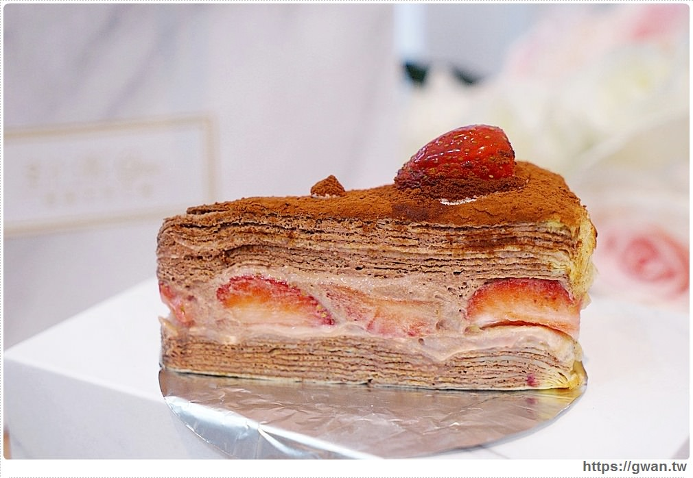 2度C Ni Guo逢甲 台中千層蛋糕