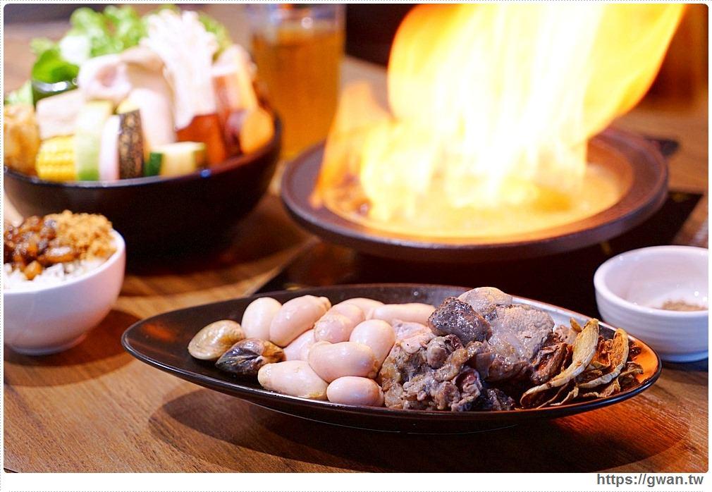 台中雞佛懶人包 尚石苑石頭火鍋