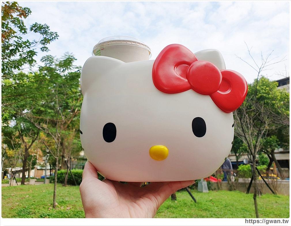 20200120121918 46 - 麥當勞Hello Kitty萬用置物籃開賣啦!可單買、可加購,全台限量10萬個售完為止~