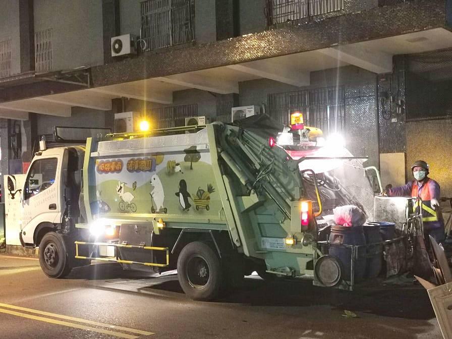 110年台南春節期間垃圾清運時間,台南倒垃圾看這裡!