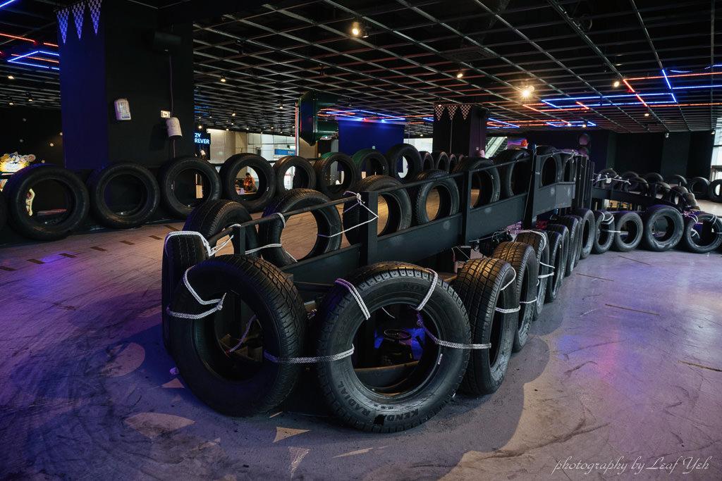 甩尾卡丁車主題餐廳 台北親子餐廳