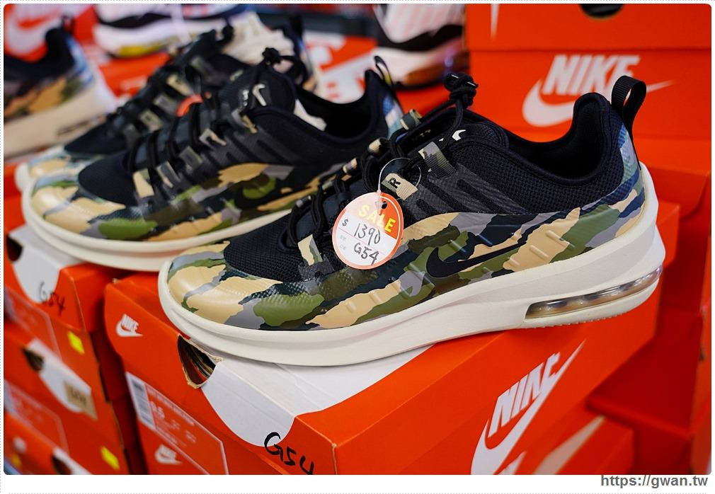 20200215141610 83 - 熱血採訪|全台獨家NIKE展示鞋清倉會在台中!人潮擠爆近200坪賣場,滿額還有星巴克買一送一