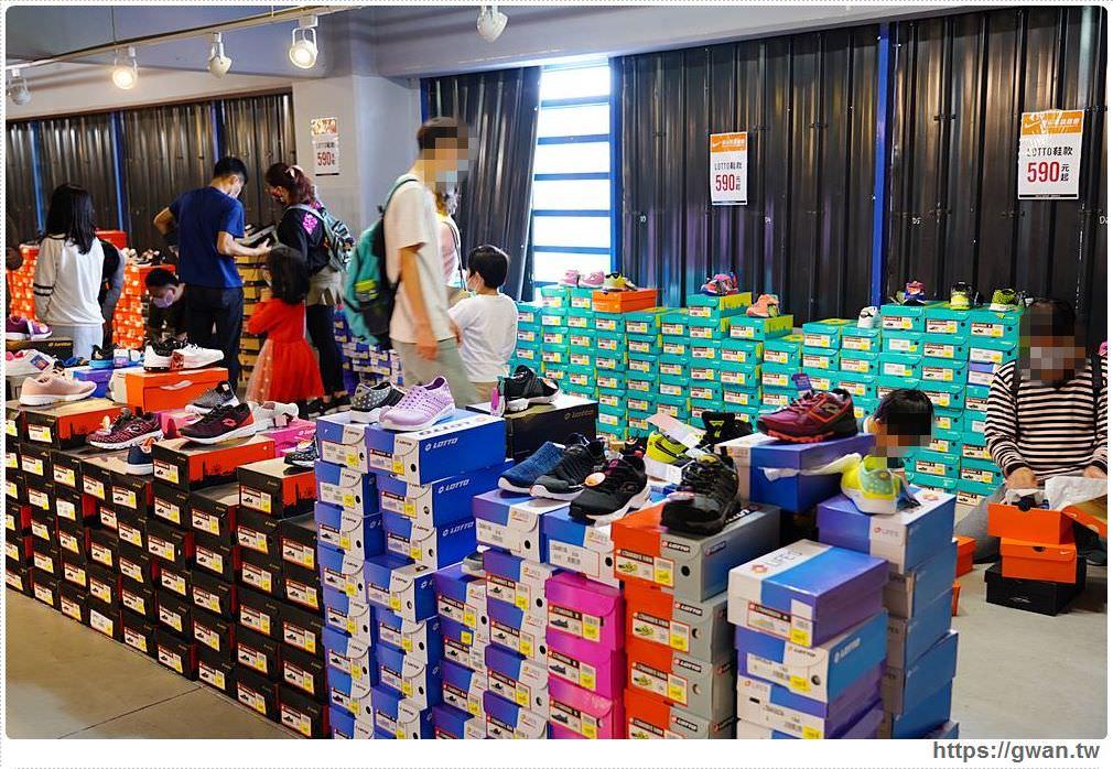 20200215141629 24 - 熱血採訪|全台獨家NIKE展示鞋清倉會在台中!人潮擠爆近200坪賣場,滿額還有星巴克買一送一