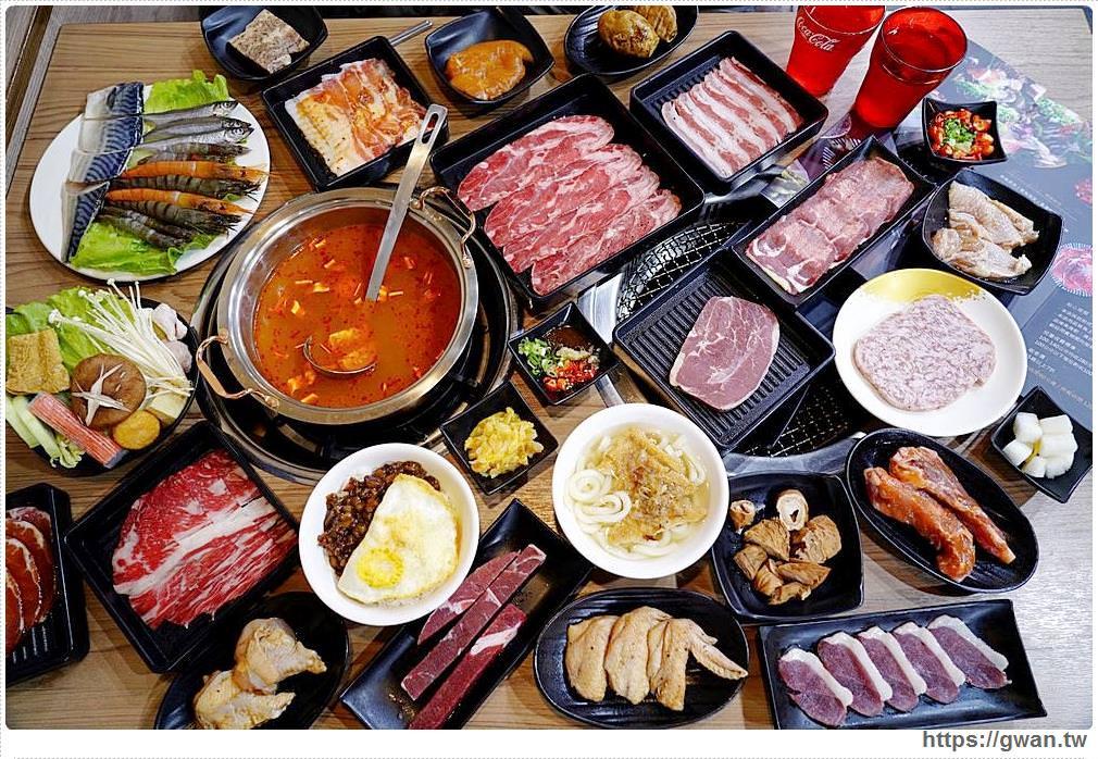 台中吃到飽餐廳 香香燒肉