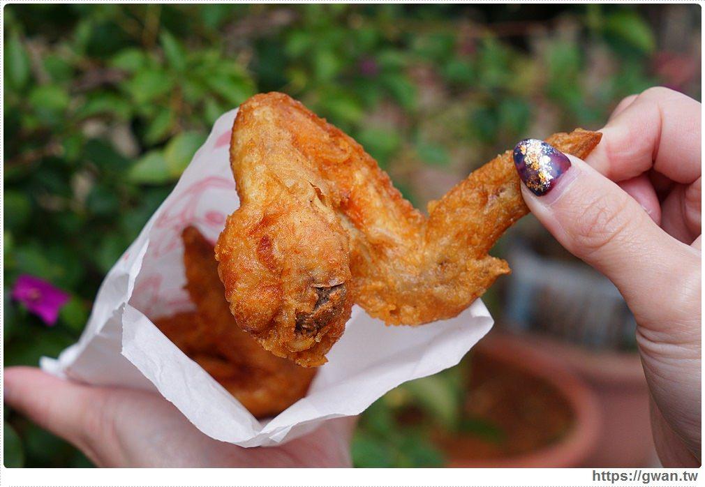 一週只開兩天的阿珍炸雞,早上7點就能買炸雞,太晚來只能吃屑屑!