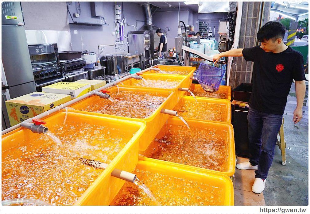 碳烤鮮蚵1顆1元 大里基隆港活海鮮