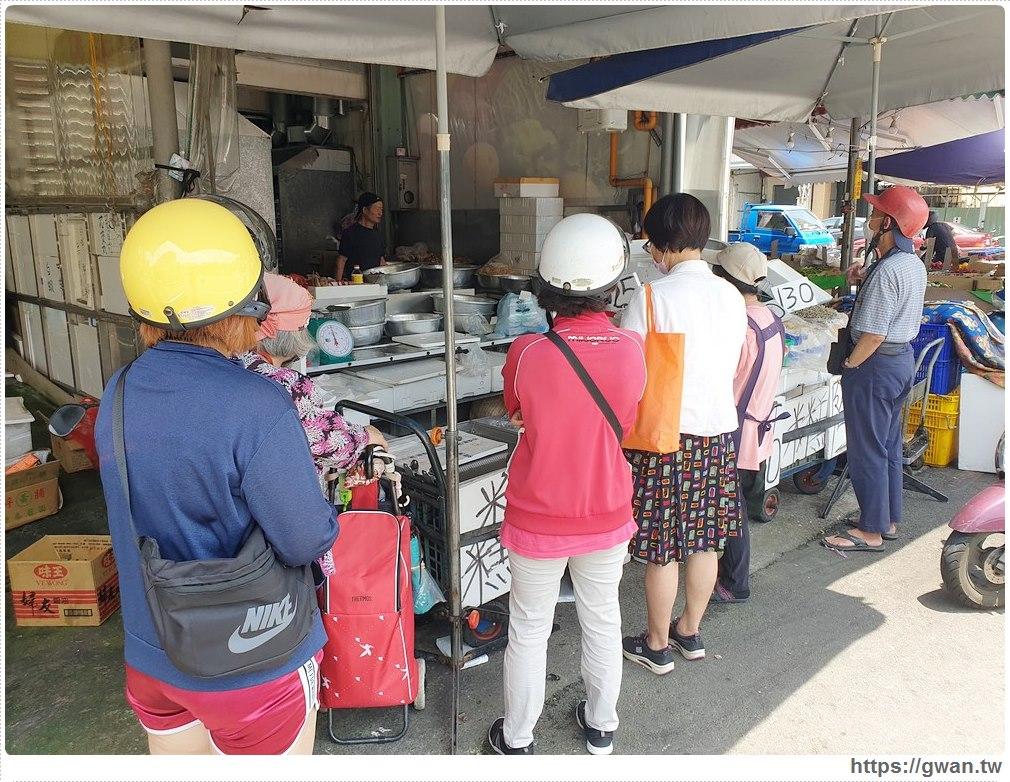 20200528204554 73 - 東區15元肉粽在這裡~開賣前一小時排隊破百人,扯翻天!!