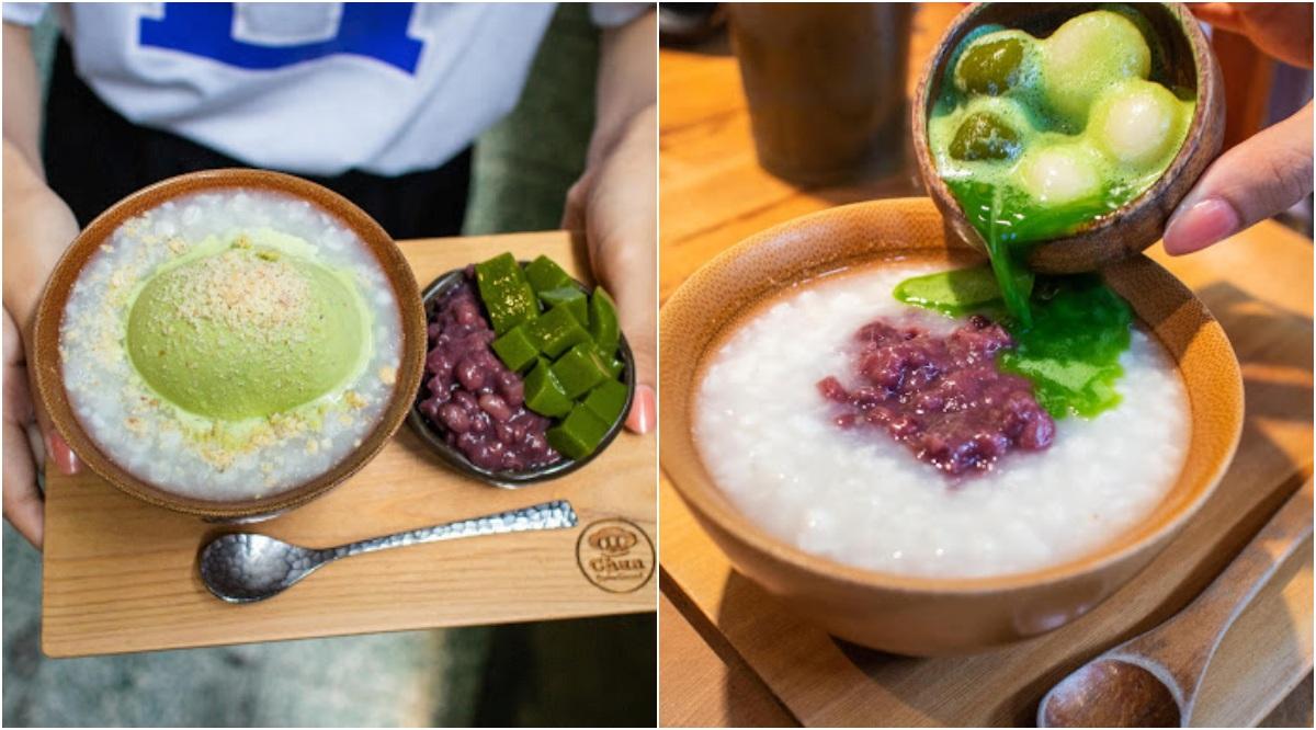 純薏仁 隱身市場內的日式甜品小店!國華街超人氣抹茶甜食妳吃過了嗎?