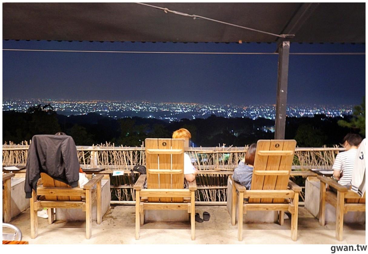 山中居景觀餐廳|彰化夜景泡腳餐廳,還有好吃土雞!