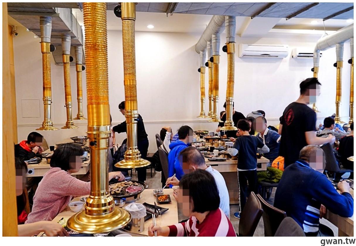 20201215213415 22 - 熱血採訪 台中韓式烤肉吃到飽!烤肉、熱湯、小菜任你吃最低只要369元,周年慶期間還免收服務費~