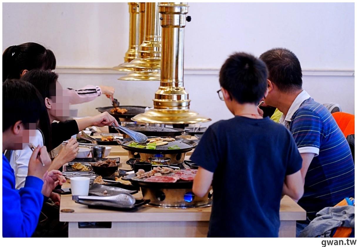 20201215213416 36 - 熱血採訪 台中韓式烤肉吃到飽!烤肉、熱湯、小菜任你吃最低只要369元,周年慶期間還免收服務費~