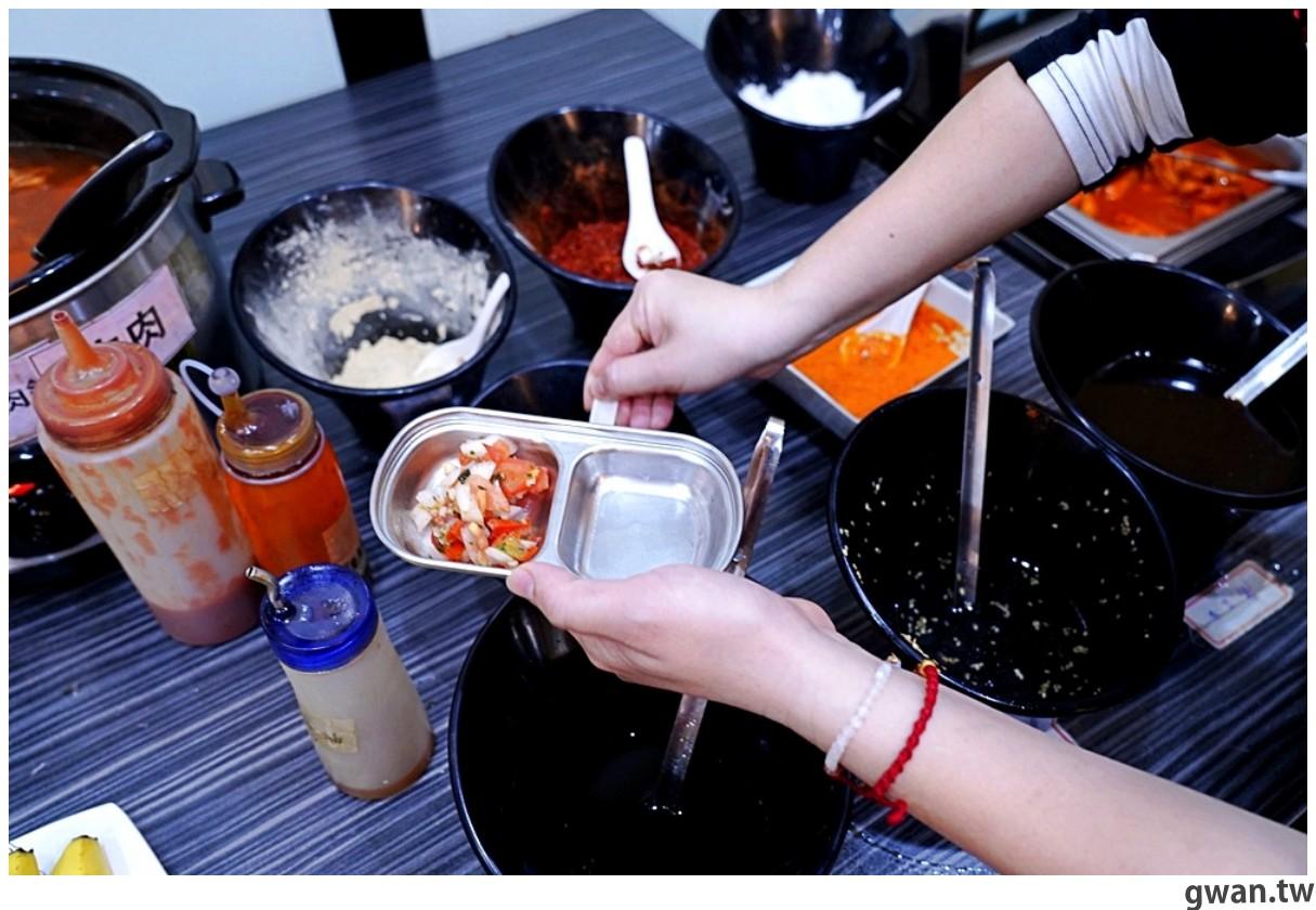 20201215213520 53 - 熱血採訪 台中韓式烤肉吃到飽!烤肉、熱湯、小菜任你吃最低只要369元,周年慶期間還免收服務費~