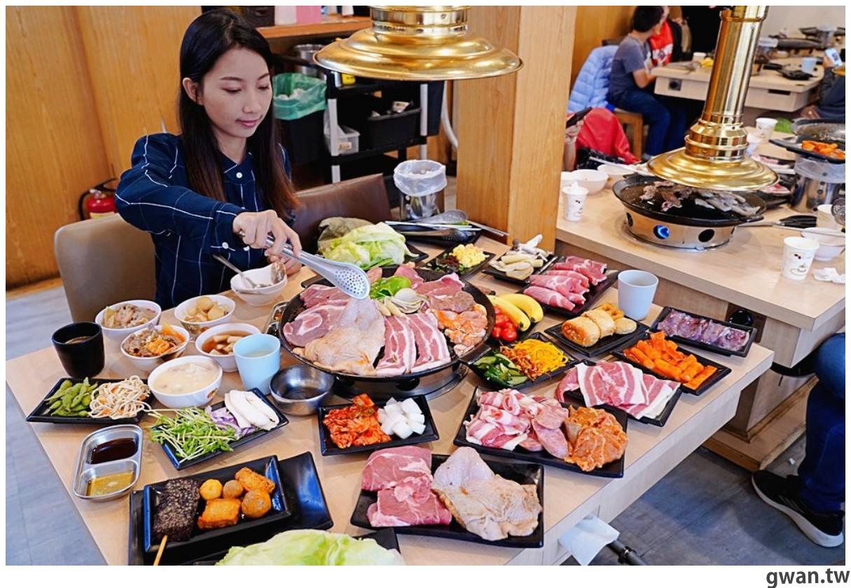 台中吃到飽餐廳 肉鮮生