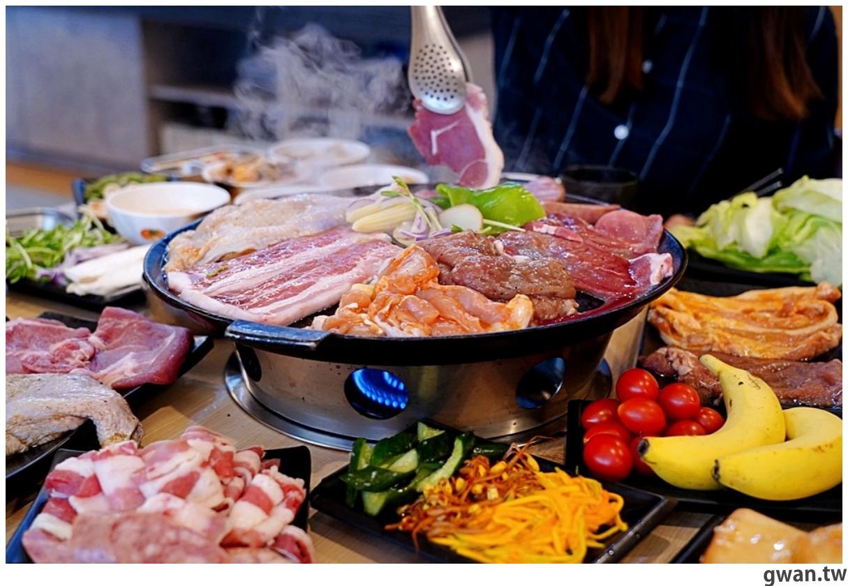 20201215213546 49 - 熱血採訪 台中韓式烤肉吃到飽!烤肉、熱湯、小菜任你吃最低只要369元,周年慶期間還免收服務費~