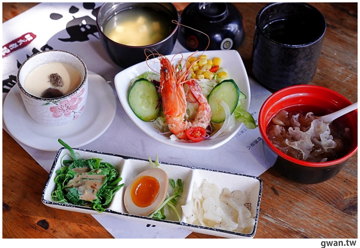 20201221233703 90 - 熱血採訪|開在大馬路邊卻總是錯過的日式料理,還有台中少見的焗烤壽司!