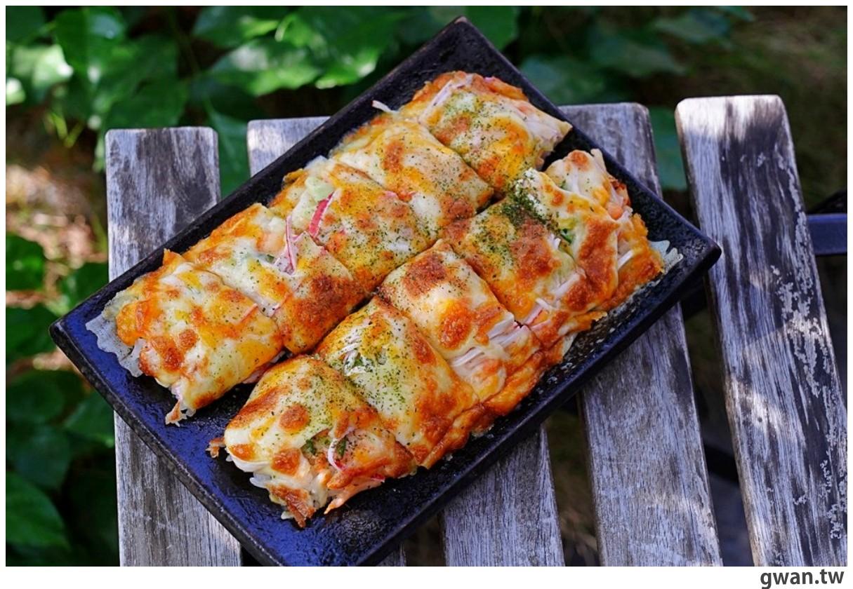 20201221233718 39 - 熱血採訪|開在大馬路邊卻總是錯過的日式料理,還有台中少見的焗烤壽司!