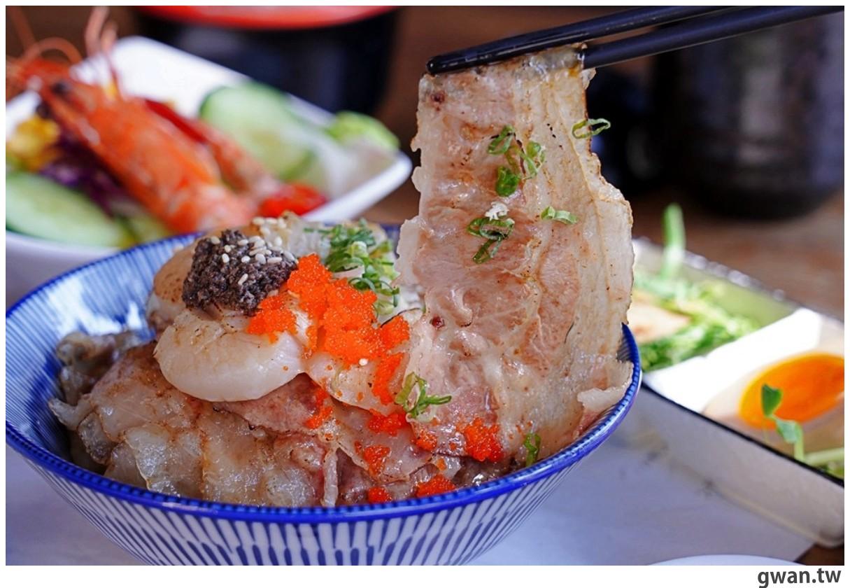 20201221233809 9 - 熱血採訪|開在大馬路邊卻總是錯過的日式料理,還有台中少見的焗烤壽司!