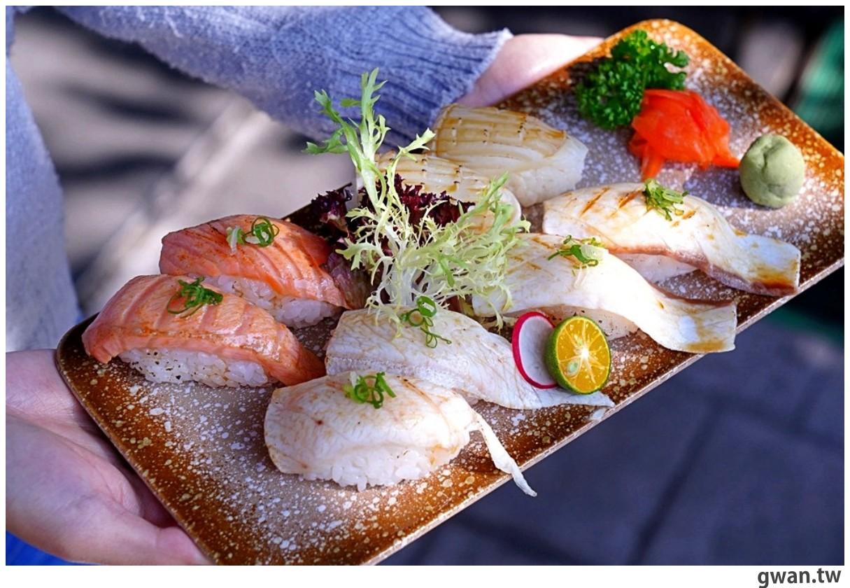 20201221233828 77 - 熱血採訪|開在大馬路邊卻總是錯過的日式料理,還有台中少見的焗烤壽司!