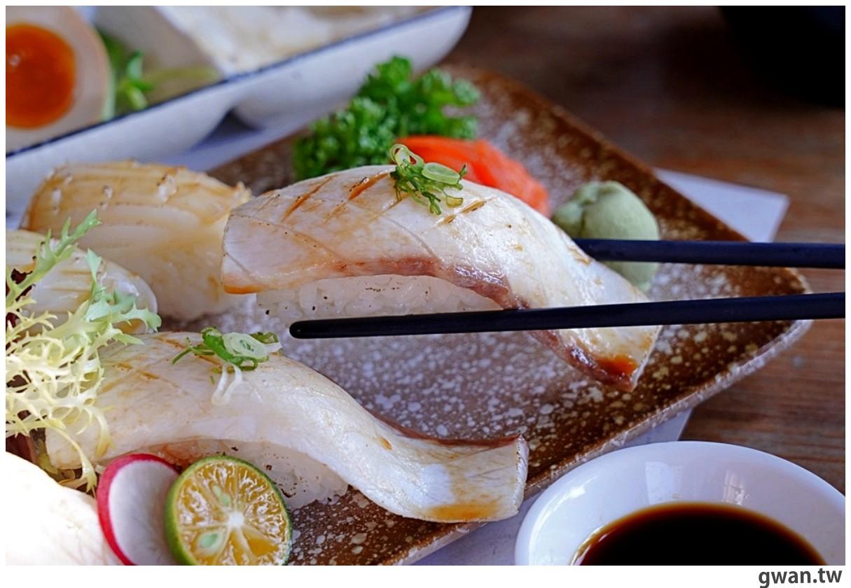 20201221233845 86 - 熱血採訪|開在大馬路邊卻總是錯過的日式料理,還有台中少見的焗烤壽司!